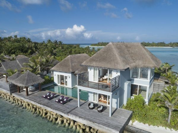 Naladhu Private Island Maldives Lobby View