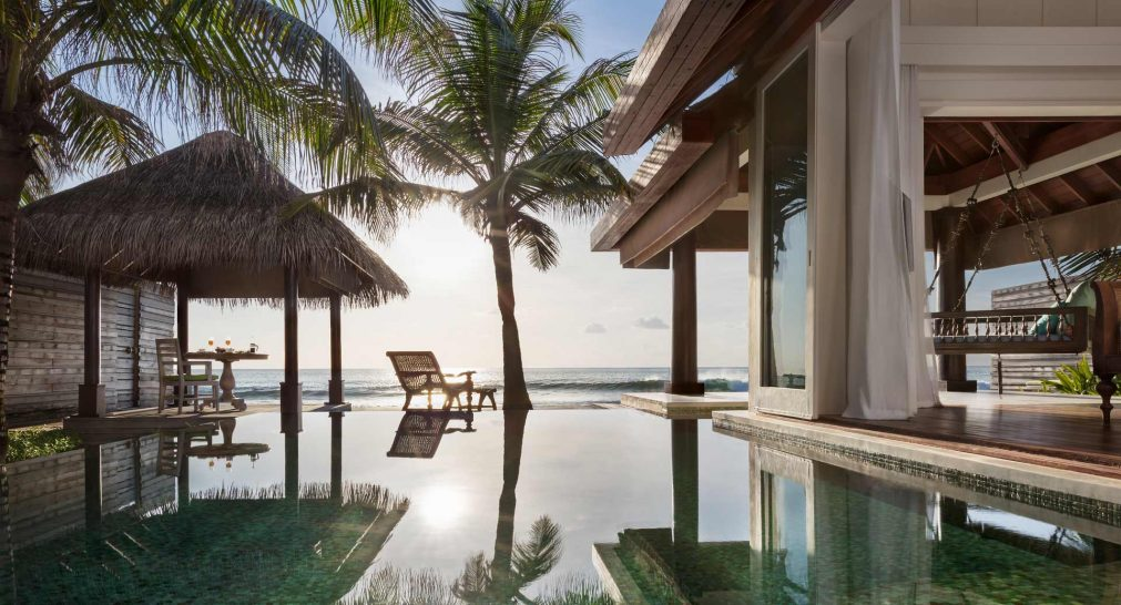 Naladhu Private Island Maldives Ocean House with Pool