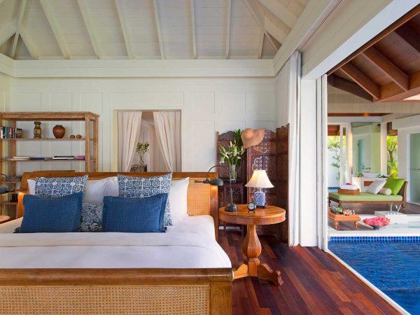 Naladhu Private Island Maldives Ocean Pool Villa