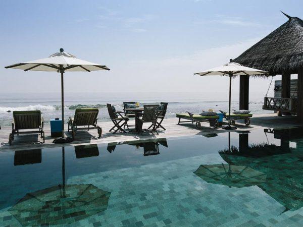 Naladhu Private Island Maldives Outdoor Pool