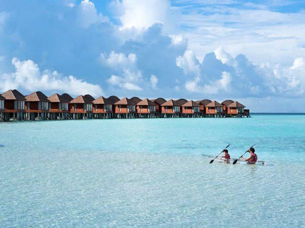 Naladhu Private Island Maldives Paddleboarding & Kayaking