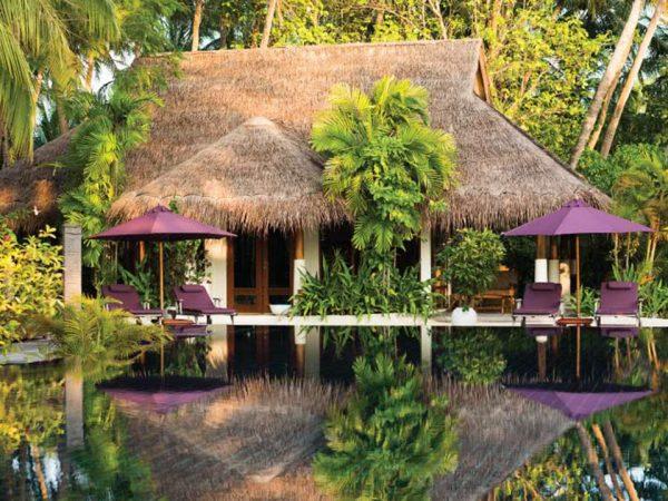Naladhu Private Island Maldives Pool