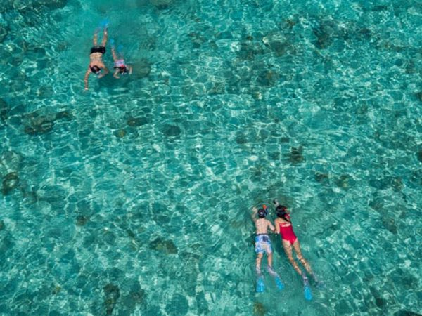 Naladhu Private Island Maldives Snorkelling