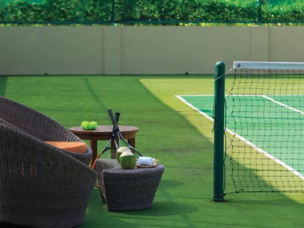 Naladhu Private Island Maldives Tennis