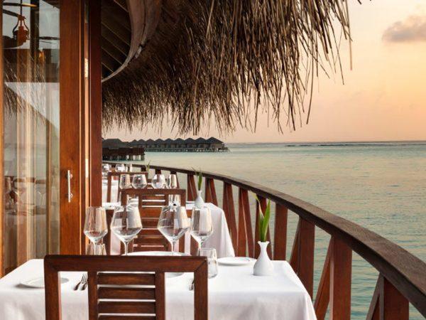 Naladhu Private Island Maldives Terrazzo