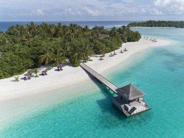 Naladhu Private Island Maldives View