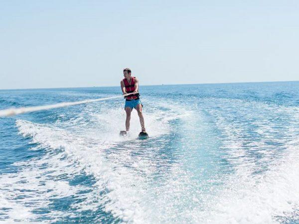 Naladhu Private Island Maldives Water Skiing, Wake & Kneeboarding