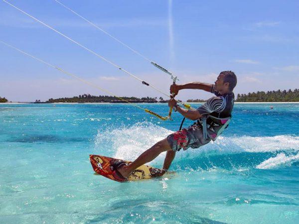 Naladhu Private Island Maldives Windsurfing & Kitesurfing