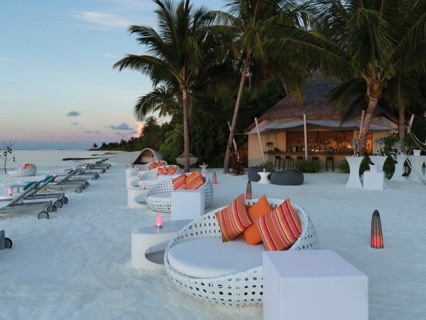 Niyama Private Islands Maldives Al Fresco Lounge Dune