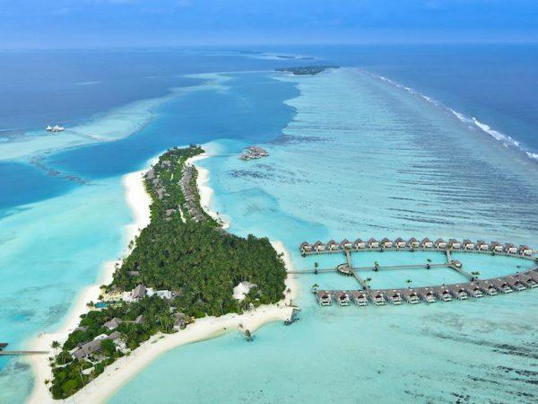 Niyama Private Islands Maldives Areal View