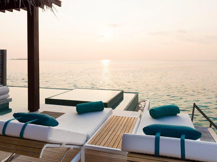 Niyama Private Islands Maldives Deluxe Water Pool Villa