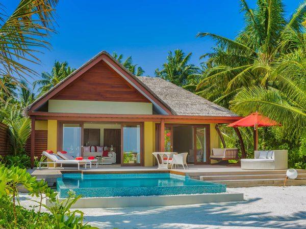 Niyama Private Islands Maldives Exterior View