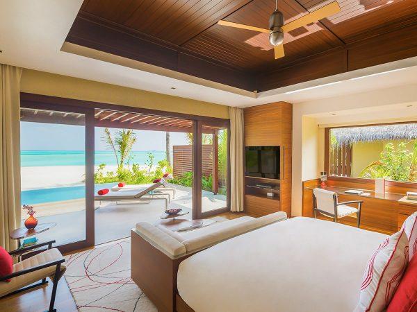 Niyama Private Islands Maldives Family Beach Pool Villa