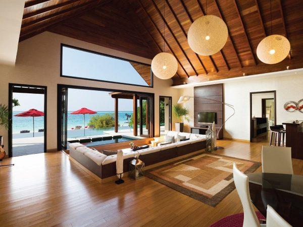 Niyama Private Islands Maldives In-room Dining Dine-in