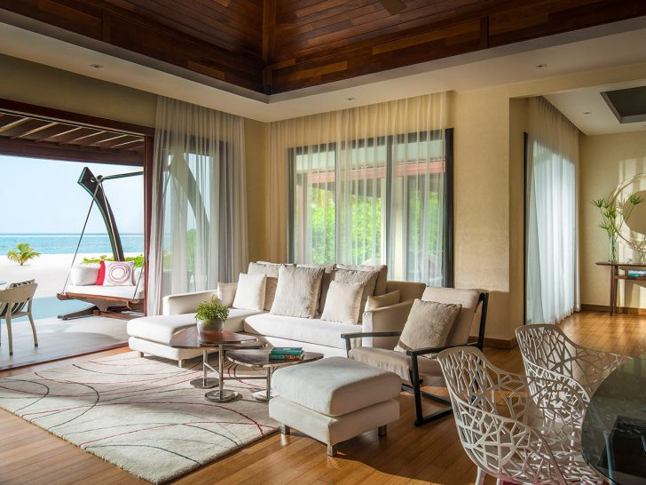 Niyama Private Islands Maldives One Bedroom Beach Pool Pavilion