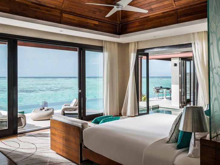 Niyama Private Islands Maldives One Bedroom Water Pool Pavilion