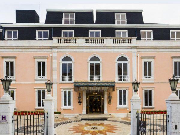 Olissippo Lapa Palace Hotel Exterior