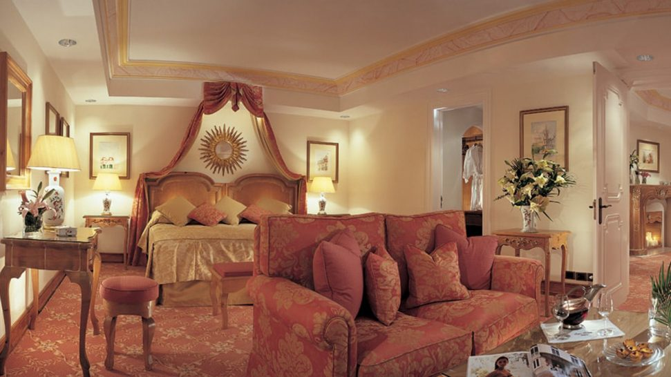 Olissippo Lapa Palace Hotel Garden Suites