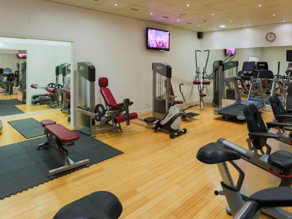 Olissippo Lapa Palace Hotel Gym