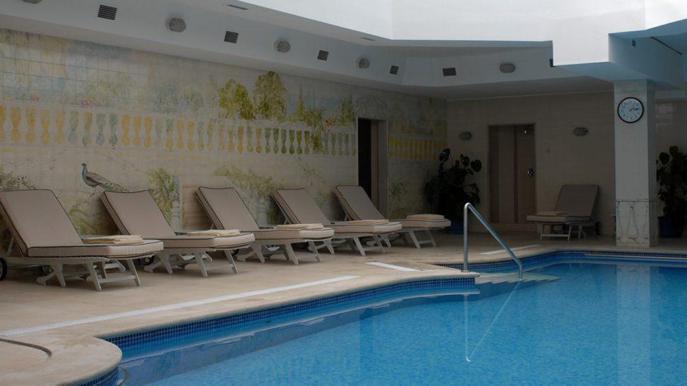 Olissippo Lapa Palace Hotel Indoor Pool
