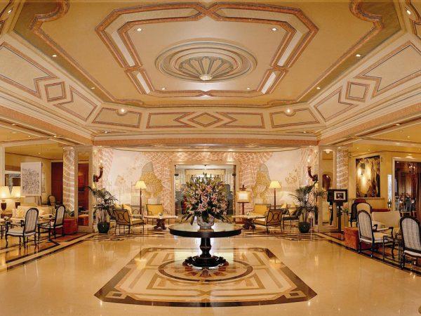 Olissippo Lapa Palace Hotel Palace Lobby