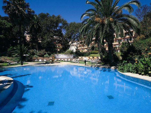 Olissippo Lapa Palace Hotel Pool View