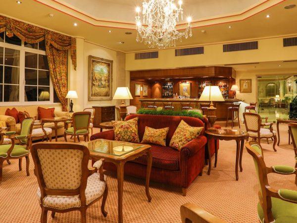 Olissippo Lapa Palace Hotel Rio Tejo Bar