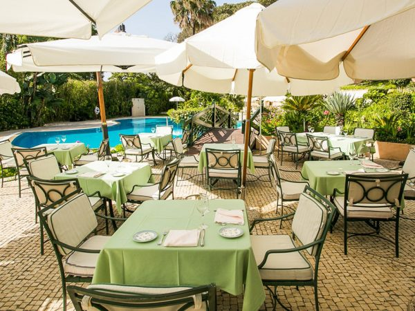 Olissippo Lapa Palace Hotel The Pavilion Restaurant Bar