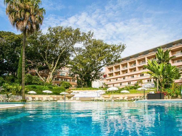 Olissippo Lapa Palace Hotel View