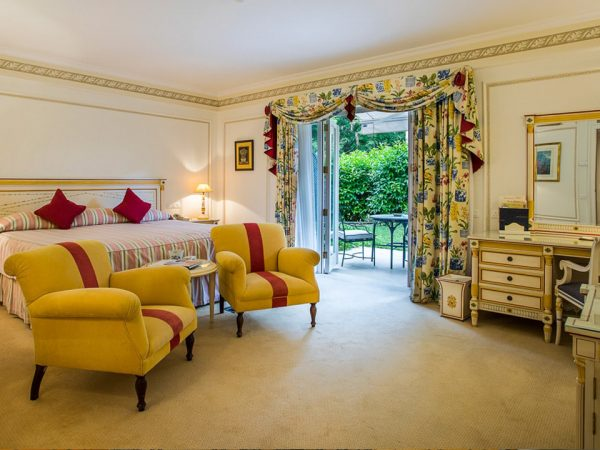 Olissippo Lapa Palace Hotel Villa Rooms