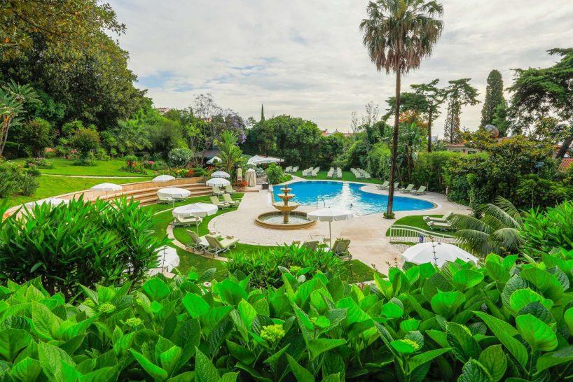 Olissippo Lapa Palace Pool