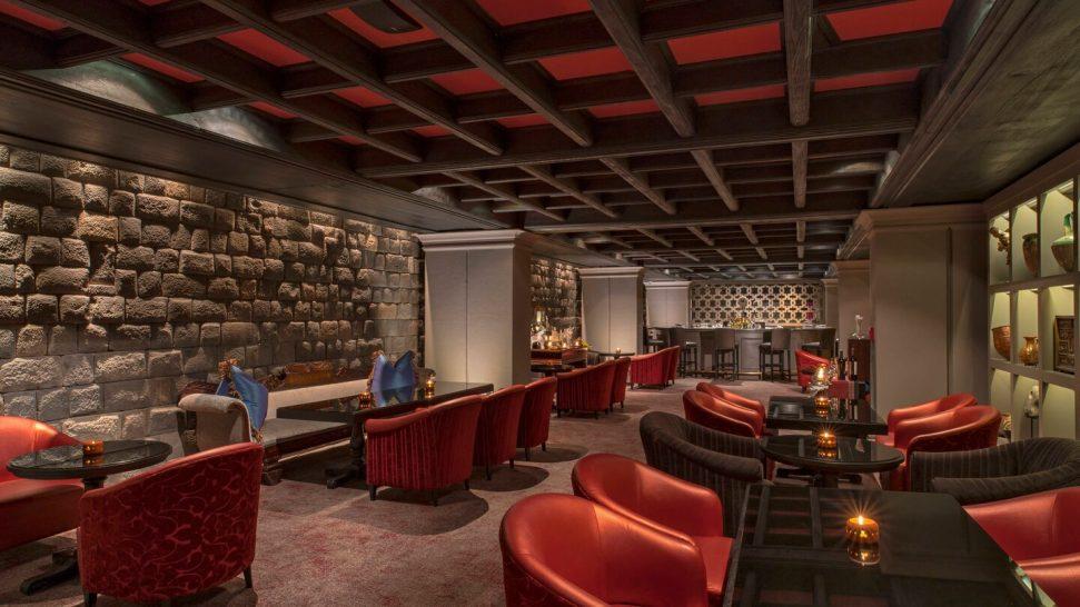 Palacio del Inka, a Luxury Collection Hotel Cusco Bar