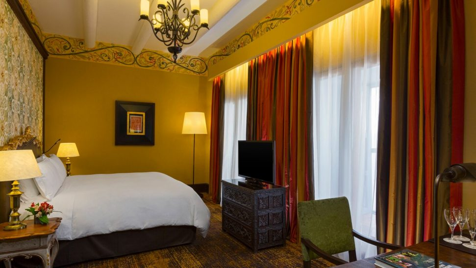 Palacio del Inka, a Luxury Collection Hotel Cusco Deluxe Colonial Guest room, 1 King
