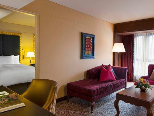 Palacio del Inka, a Luxury Collection Hotel Cusco Deluxe Suite Suite, 2 Double
