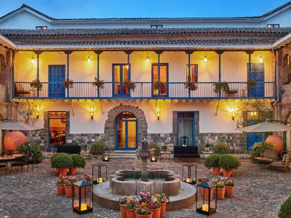 Palacio del Inka, a Luxury Collection Hotel Cusco Exterior View
