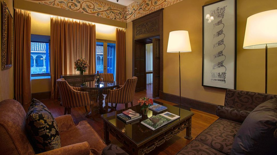 Palacio del Inka, a Luxury Collection Hotel Cusco Imperial Suite Suite, 1 King