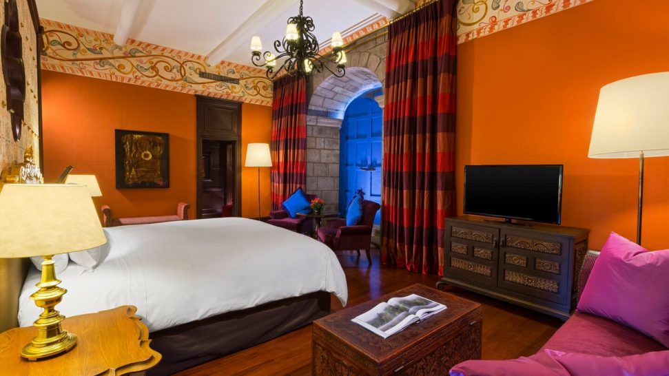 Palacio del Inka, a Luxury Collection Hotel Cusco Imperial Suite Suite, 2 Double