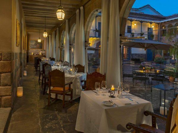 Palacio del Inka, a Luxury Collection Hotel Cusco Inti Raymi Restaurant