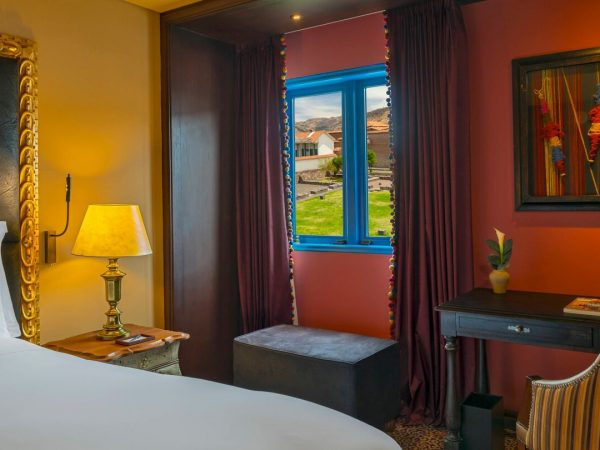 Palacio del Inka, a Luxury Collection Hotel Cusco Premium Guest room, 2 Twin Single Bed