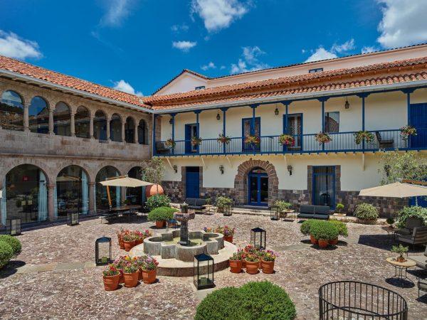 Palacio del Inka, a Luxury Collection Hotel Cusco View