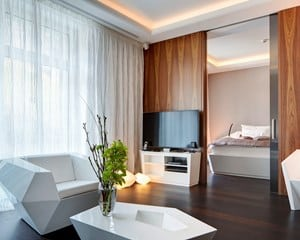 Park Hotel Vitznau Suite with mountain view