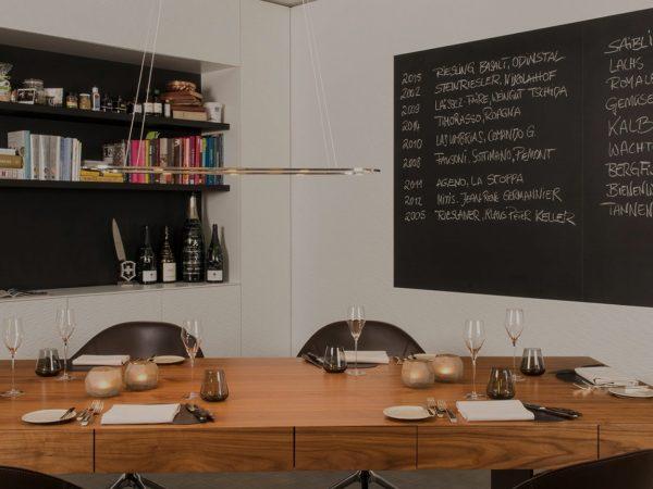 Park Hotel Vitznau Chef's Table