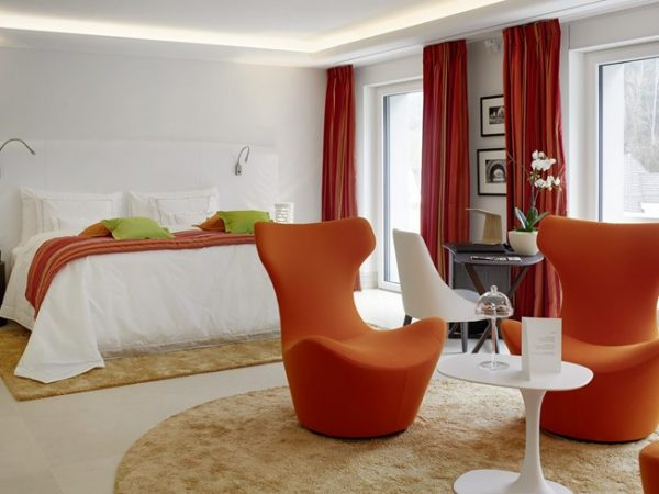 Park Hotel Vitznau Deluxe Junior Suite With Mountain View