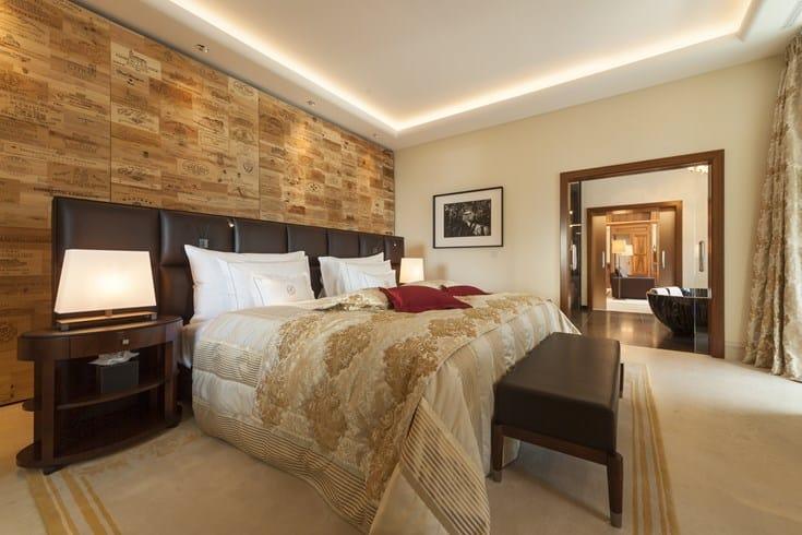Park Hotel Vitznau Deluxe Residence Lake View
