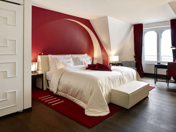Park Hotel Vitznau Deluxe Suite With Lake View