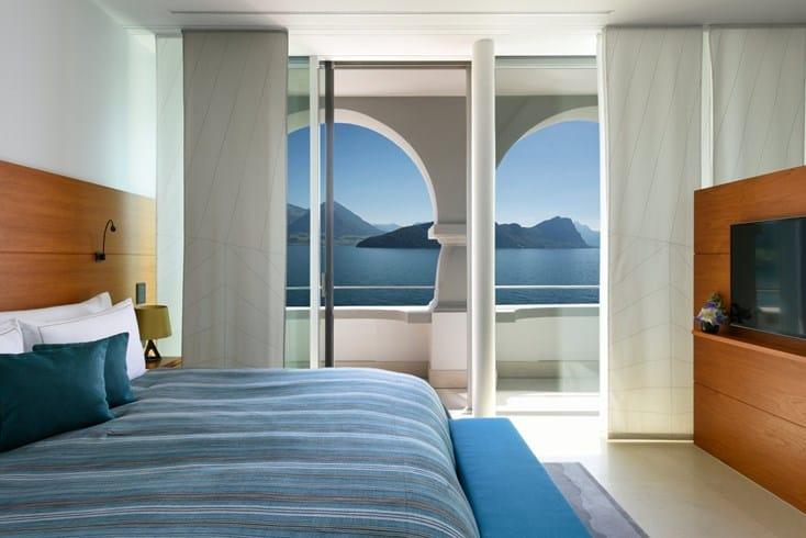 Park Hotel Vitznau Junior Suite With Lake View