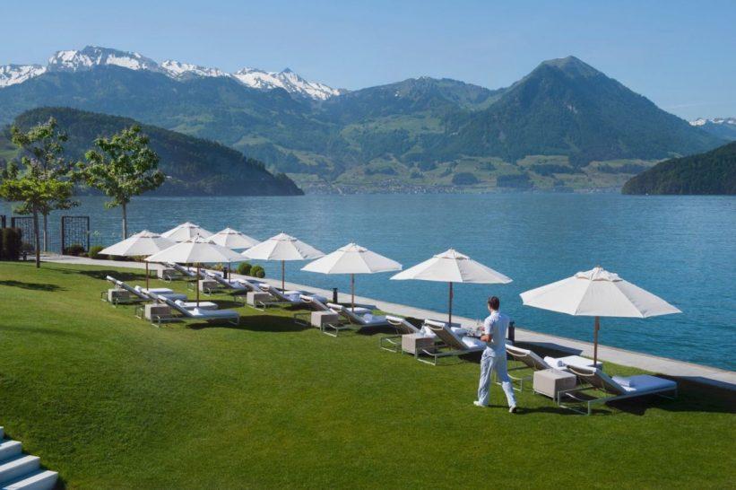 Park Hotel Vitznau Lakeside