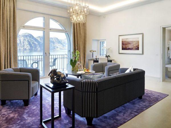 Park Hotel Vitznau Residence With Lake
