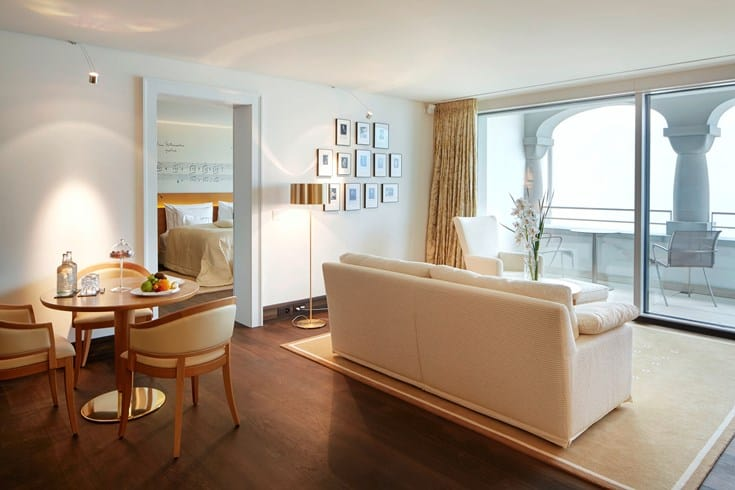 Park Hotel Vitznau Residence With Two Bedrooms And Lake View,