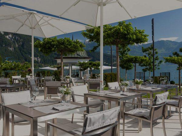 Park Hotel Vitznau Restaurant Prisma